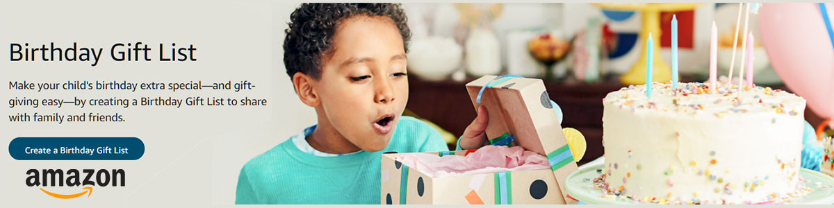 Amazon Birthday Gift List