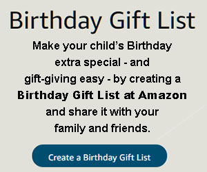 Birthday Gift List at Amazon