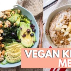 BEST KETO VEGAN MEAL   Favorite Keto Meals + Recipe   Day 9