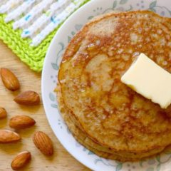 Keto Almond Flour Pancakes | Keto Recipes | Headbanger's Kitchen
