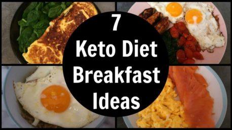 7 Keto Diet Breakfast Ideas | Easy Low Carb Breakfast Recipes
