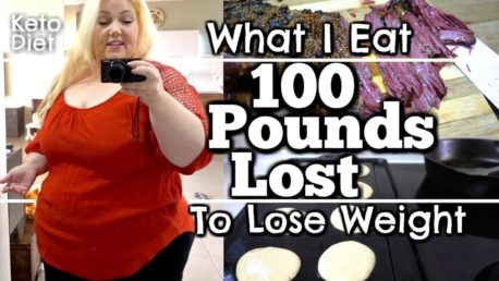 Keto Meals: What I Ate To LOSE 100 POUNDS –  Breakfast Lunch Dinner And Keto Snacks