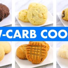 Low Carb Cookies Recipes! Gluten Free & Keto + FREE EBOOK – Mind Over Munch