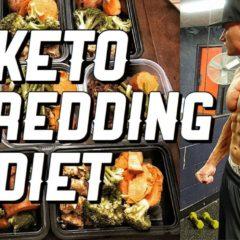 Keto Shredding Diet | Meal By Meal | Full Meal Plan