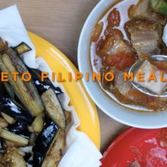 Low Carb Keto Bread Recipe With Coconut Flour | KETO FILIPINO MEALS