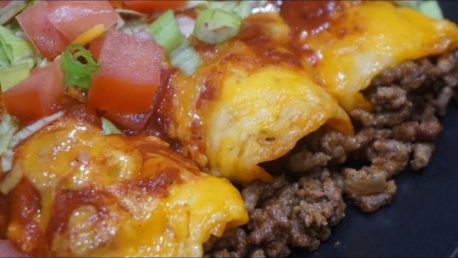 5 Delicious Keto Recipes You MUST Try! | Keto Enchiladas | Keto Fried Chicken | Keto Cheesesteaks