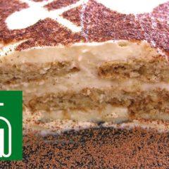 Tiramisu | Impressive Ketogenic Dessert | No Sugar