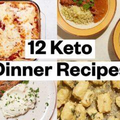 12 Keto Dinner Recipes | Thrive Market