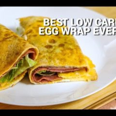 Low Carb Egg Wrap For Breakfast | Pinoy Keto Diet Recipe I LCIF Keto Diet Philippines