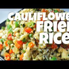 Cauliflower Fried Rice – Chicken Recipes – Keto Diet Recipes – Ketogenic Recipes – Low-carb